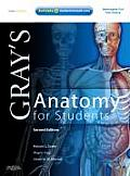 Grays Anatomy for Students With Student Consult Online Access