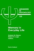 Memory in Everyday Life