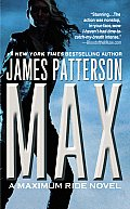 Max: A Maximum Ride Novel Cover