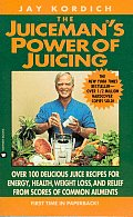 Juiceman's Power of Juicing Cover