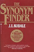 Synonym Finder