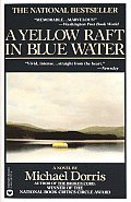 Yellow Raft in Blue Water Cover