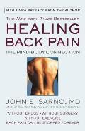 Healing Back Pain The Mind Body...