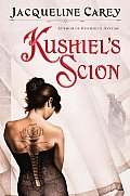 Kushiel's Scion Cover