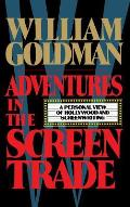 Adventures in the Screen Trade Cover