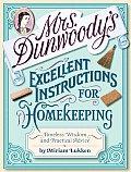 Mrs Dunwoodys Excellent...