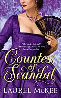 Countess of Scandal: Daughters of Erin Trilogy #1