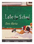 Late for School (With Audio CD)