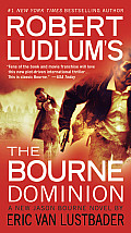 The Bourne Dominion Cover
