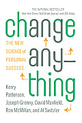 Change Anything The New Science of Personal Success