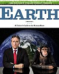 The Daily Show with Jon Stewart Presents Earth (the Book): A Visitor's Guide to the Human Race Cover