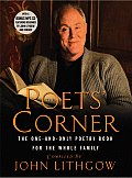 The Poets' Corner: The One-And-Only Poetry Book for the Whole Family with CD (Audio)