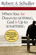 When You Are Down to Nothing God Is Up to Something Discovering Divine Purpose & Provision When Life Hurts