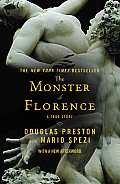 The Monster of Florence Cover