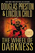 The Wheel of Darkness (Large Print)