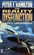 Reality Dysfunction #01: the Reality Dysfunction: Emergency - Part I Cover