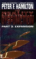 Reality Dysfunction #02: The Reality Dysfunction Part 2: Expansion Cover