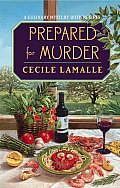 Prepared for Murder: A Culinary Mystery with Recipes Cover