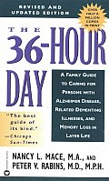 36 Hour Day A Family Guide To Caring For Per