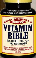 Earl Mindells New Vitamin Bible