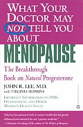 What Your Doctor May Not Tell Menopause