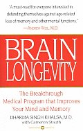 Brain Longevity: Breakthrough Medical Program That Improves Your Mind and Memory