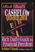 Rich Dad's Cashflow Quadrant: Rich Dad's Guide to Financial Freedom Cover