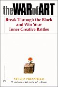 The War of Art: Break Through the Blocks and Win Your Inner Creative Battles Cover