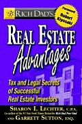 Rich Dads Real Estate Advantages Tax & Legal Secrets of Successful Real Estate Investors