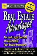 Rich Dads Real Estate Advantages Tax & Legal Secrets of Successful Real Estate Investors