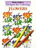 Flowers Designs For Coloring