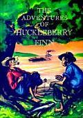 Adventures Of Huckleberry Finn Illustrat