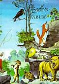 Aesops Fables Illustrated Junior Library