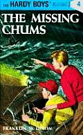 Hardy Boys #004: The Missing Chums Cover