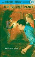 Hardy Boys #025: Hardy Boys 25: The Secret Panel