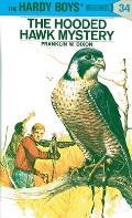 Hardy Boys #034: Hardy Boys 34: The Hooded Hawk Mystery