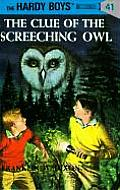 Hardy Boys 041 Clue Of Screeching Owl