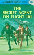 Hardy Boys 046 Secret Agent On Flight 101