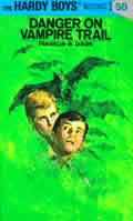 Hardy Boys 050 Danger On Vampire Trail
