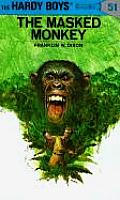 Hardy Boys 051 Masked Monkey