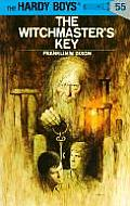 Hardy Boys #055: Hardy Boys 55: The Witchmaster's Key Cover