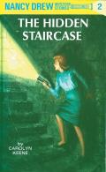 Nancy Drew #002: The Hidden Staircase Cover
