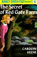Nancy Drew #006: The Secret of Red Gate Farm Cover