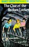 Nancy Drew #011: The Clue of the Broken Locket