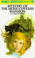 Nancy Drew #018: Mystery of the Moss-Covered Mansion Cover