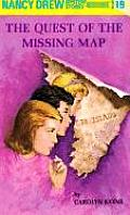 Nancy Drew 019 Quest Of The Missing Map