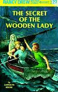 Nancy Drew #027: Nancy Drew 27: The Secret of the Wooden Lady Cover