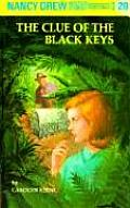 Nancy Drew #028: Nancy Drew 28: The Clue of the Black Keys
