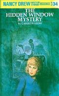 Nancy Drew 034 Hidden Window Mystery