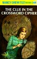 Nancy Drew #044: Nancy Drew 44: The Clue in the Crossword Cipher
